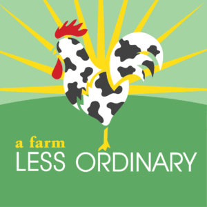 a farm less ordinary logo
