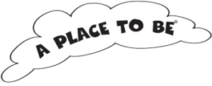 a place to be logo