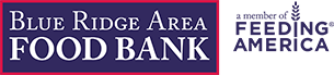 blue ridge food bank logo